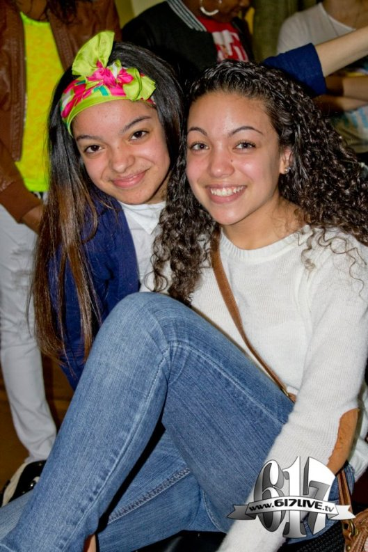 Desiree & Deanna at Diggy