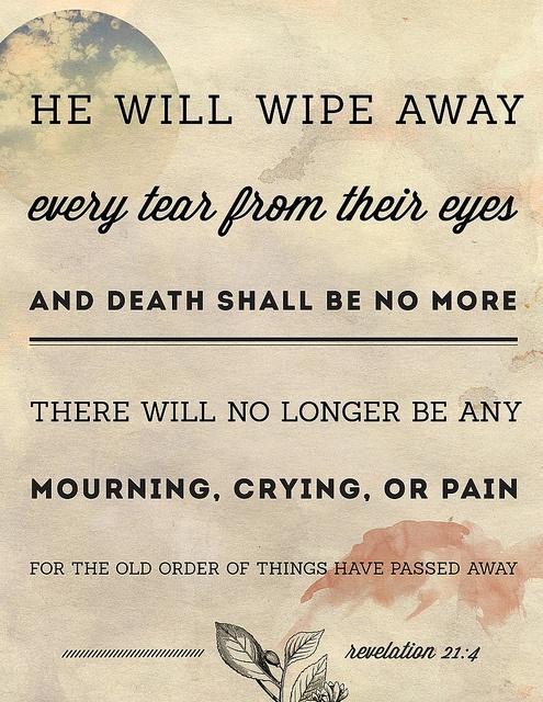 If I die..