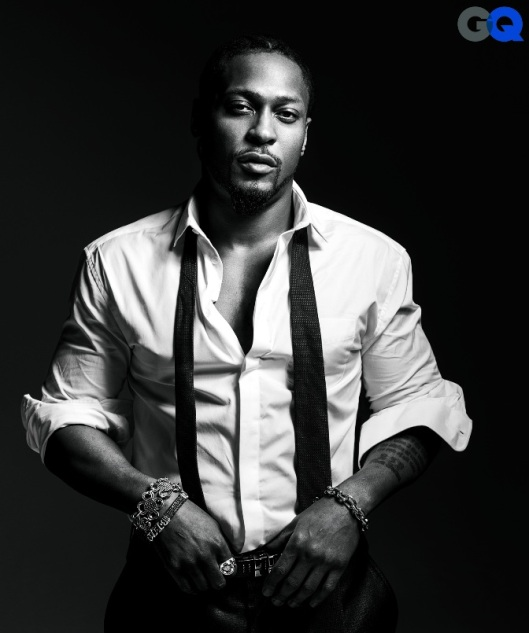 D'Angelo in GQ