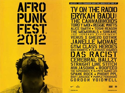 The Afro-punk Festival